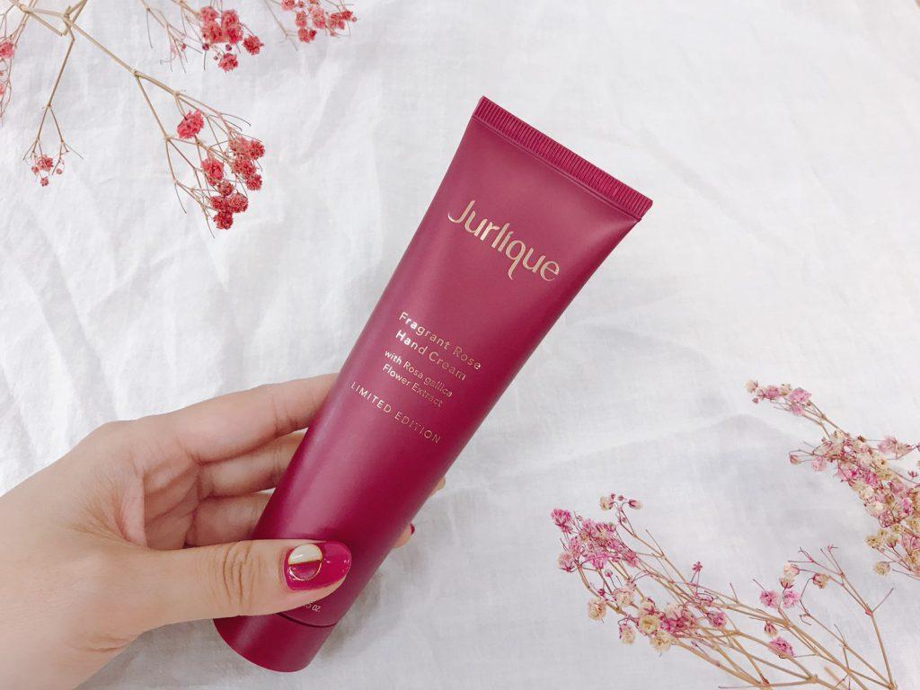 Jurlique 玫瑰護手霜2019奢華限定版
