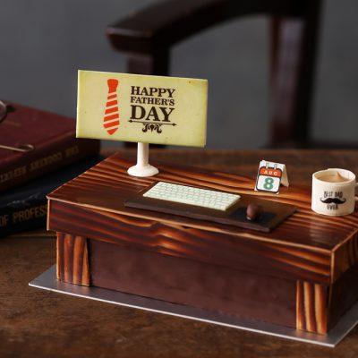 辦公桌蛋糕