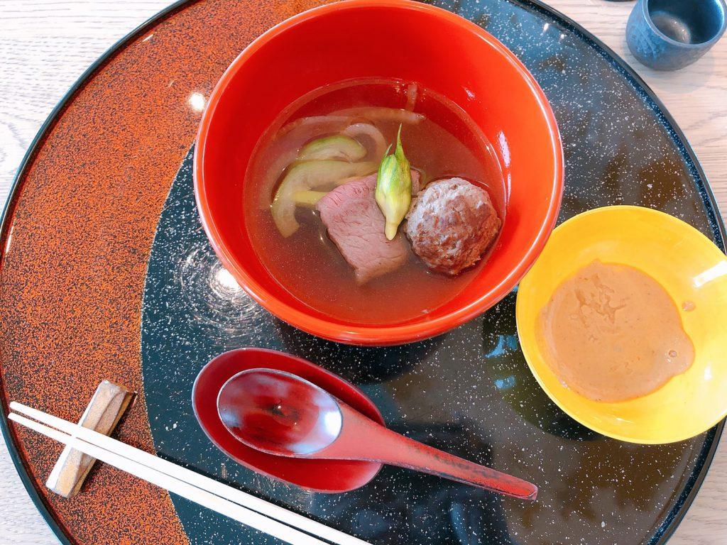 The Ukai Taipei 日本和牛鍋物