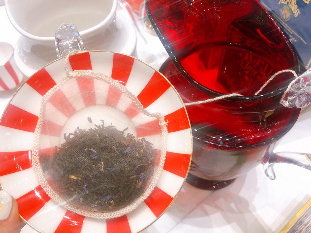 一包茶包均有7.5公克 (圖/FG編輯Ashley Tsai拍攝)