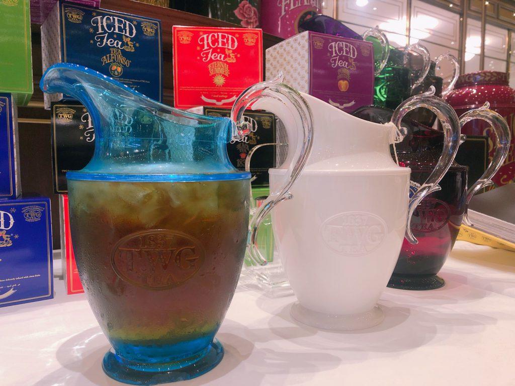 TWG Tea 繽冽亮璃彩壺   (圖/FG編輯Ashley Tsai拍攝)