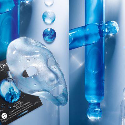 蘭蔻 超進化肌因雙效安瓶面膜