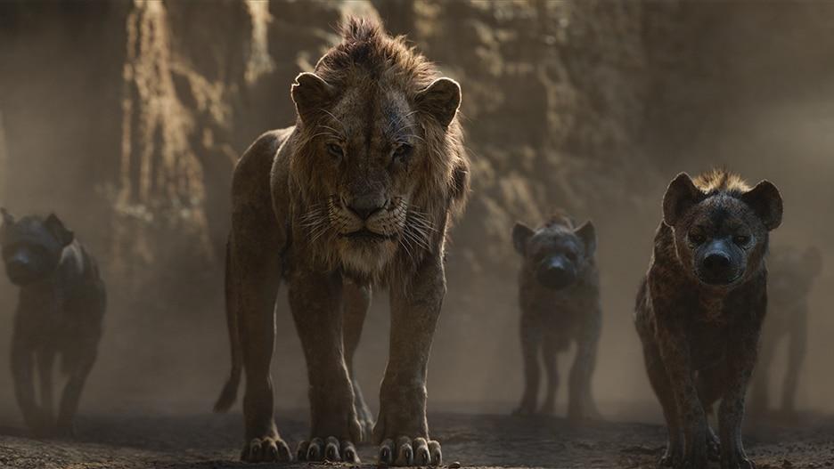 《獅子王》劇照