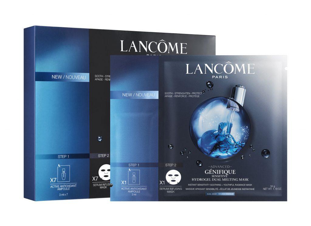 蘭蔻超進化肌因雙效安瓶面膜 7片/NT.3,200