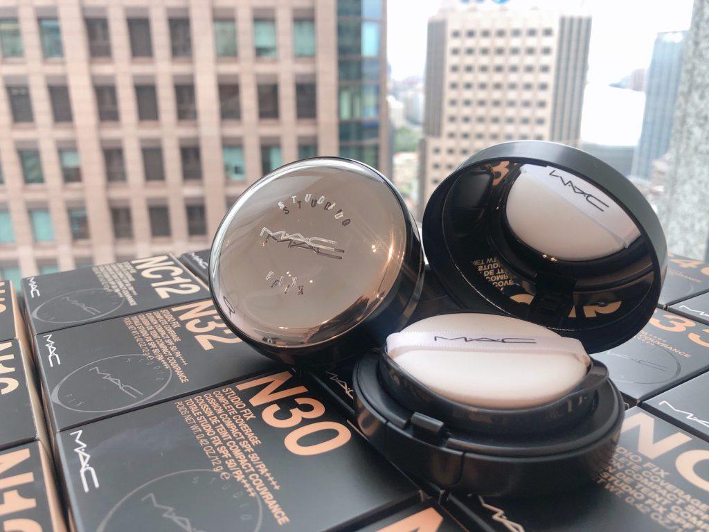 MAC超持妝全能氣墊粉餅SPF50 PA++++(全24色)NT.1,600、補充粉蕊 NT.1,200