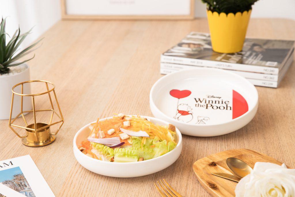 維尼系列陪你吃(雙盤組 8+7吋)加購價 NT.299