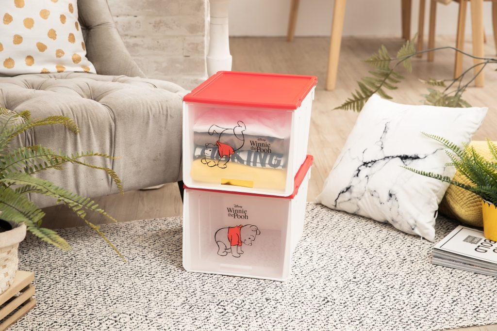 維尼系列萬用收納盒(2入一組)NT.399