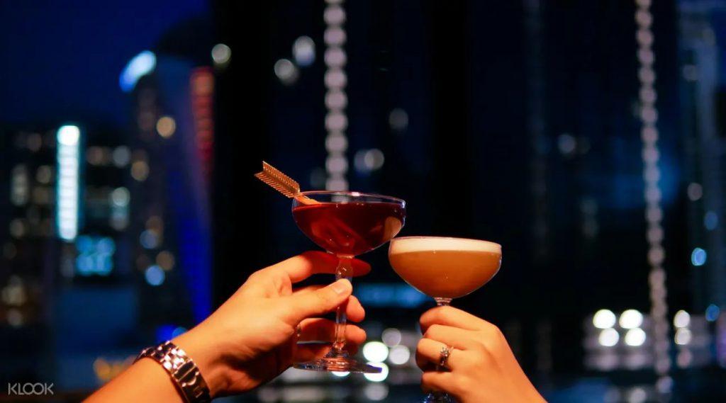 曼谷Piquancy頂樓酒吧