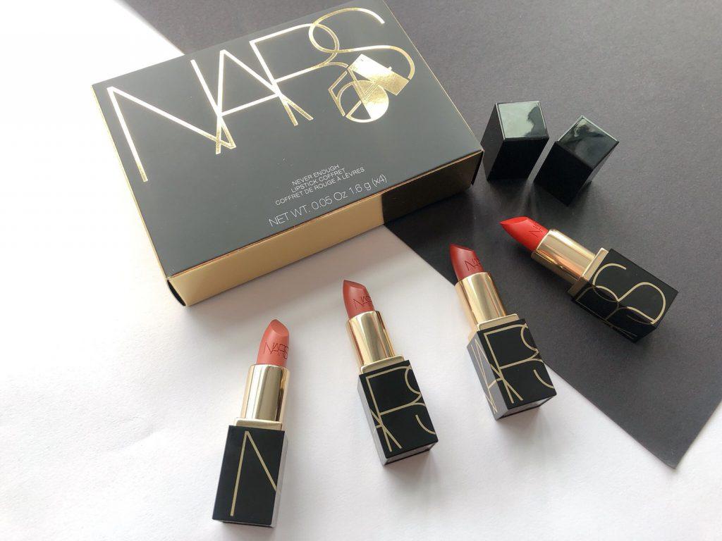 NARS狂歡派對迷你經典唇膏 NT$1,450 / 組