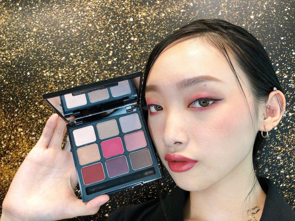 (限量)皮卡秀9色眼彩盤 莓果電擊 NT$2,300