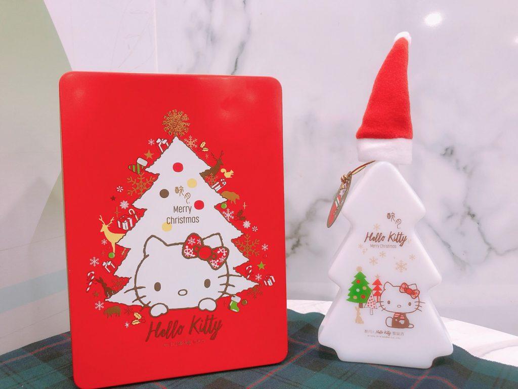 醉月xHELLO KITTY聖誕荔枝風味酒