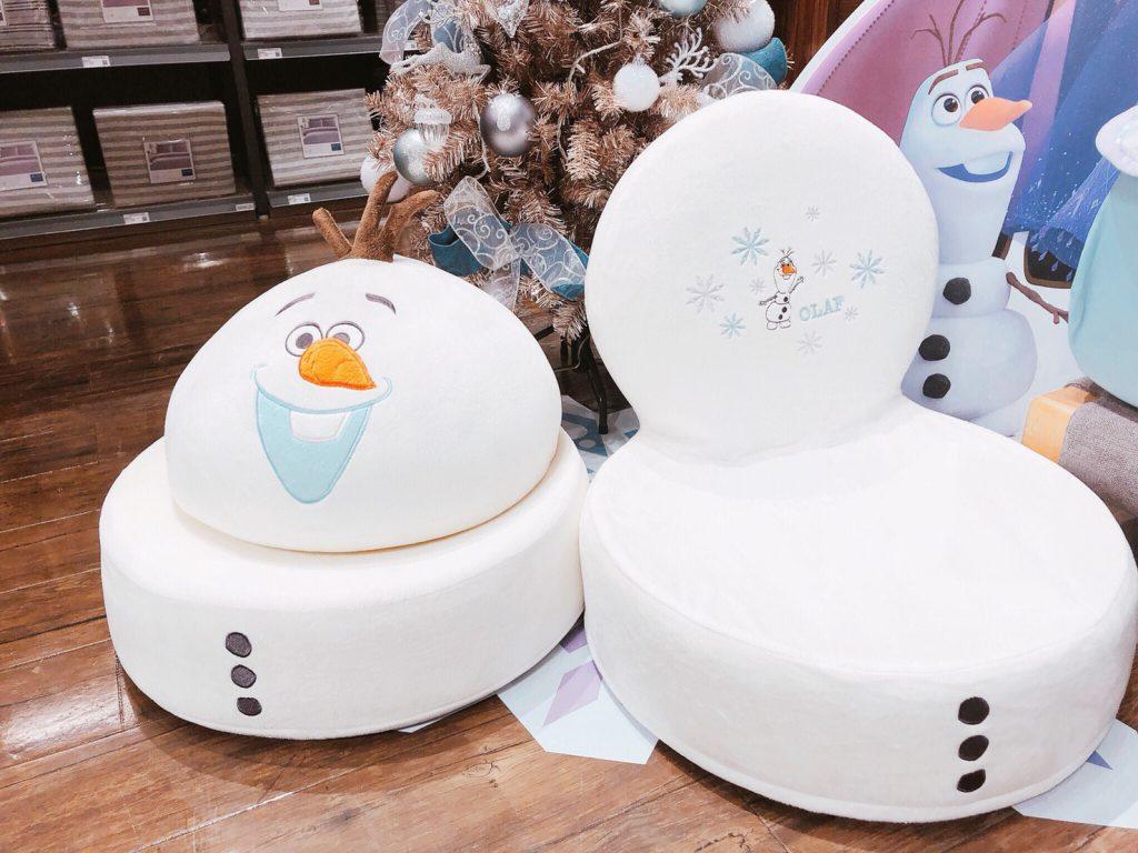 迪士尼系列Frozen 2 漢堡和室椅-雪寶