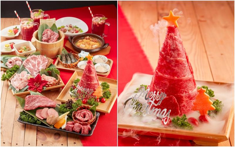 【什麼!乾杯最大包】聖誕跨年套餐2人套餐2,480元 3人套餐3,480元 另加10%服務費