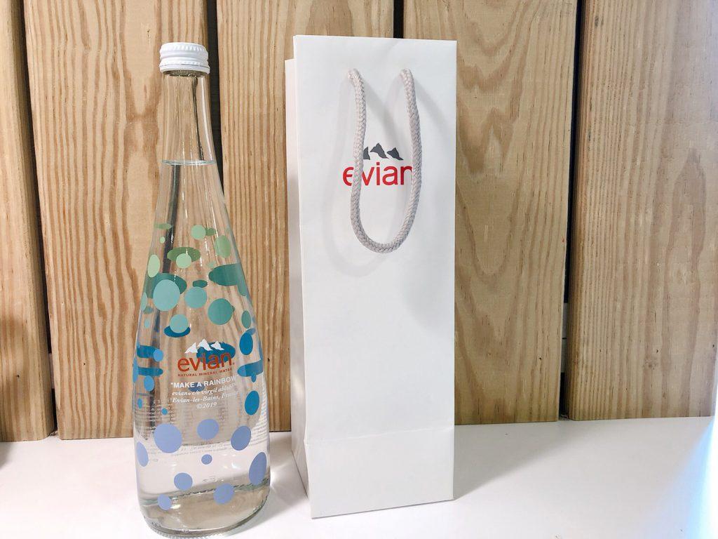 EVIAN 2020年紀念瓶