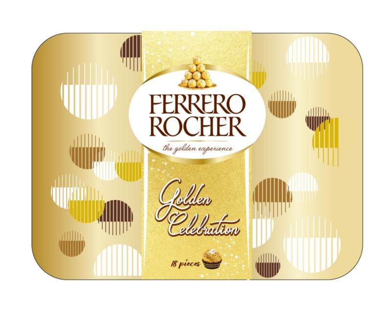 金莎巧克力18粒禮盒