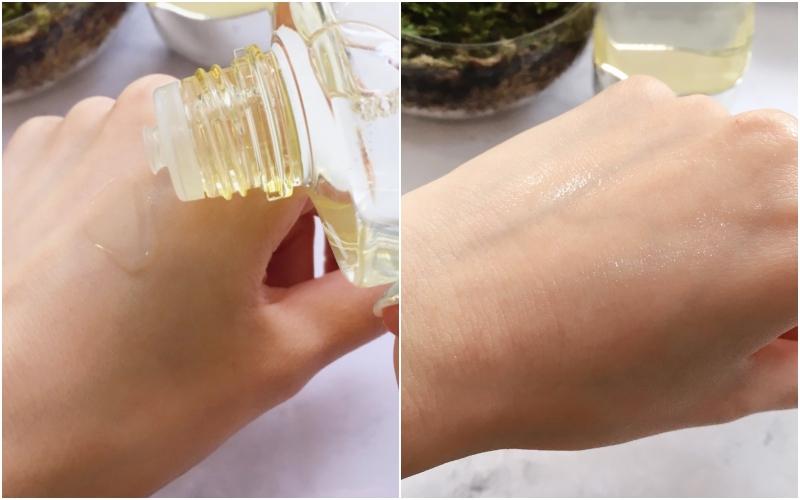 IPSA身體流金水