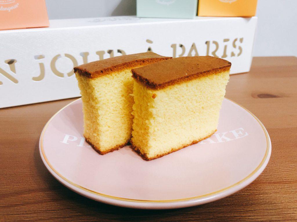 昂舒巴黎 蜂蜜蛋糕(2片裝,五入)NT$360