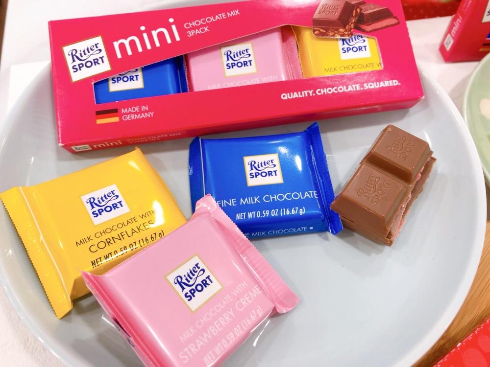 力特律動迷你3入巧克力
