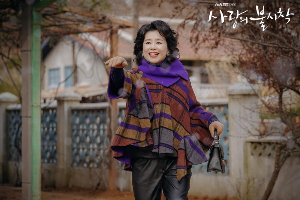 《愛的迫降》劇照(圖取自tvN官網)