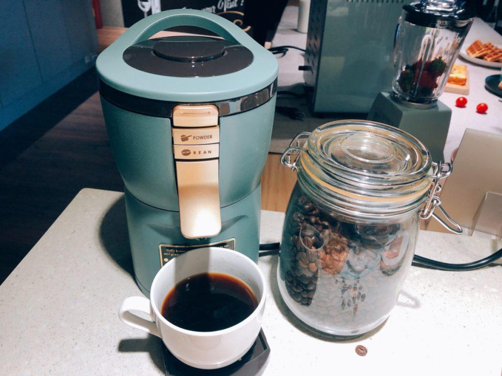 全聯 X TOFFY Aroma自動研磨咖啡機 市價NT$2,990(限量4,000組)