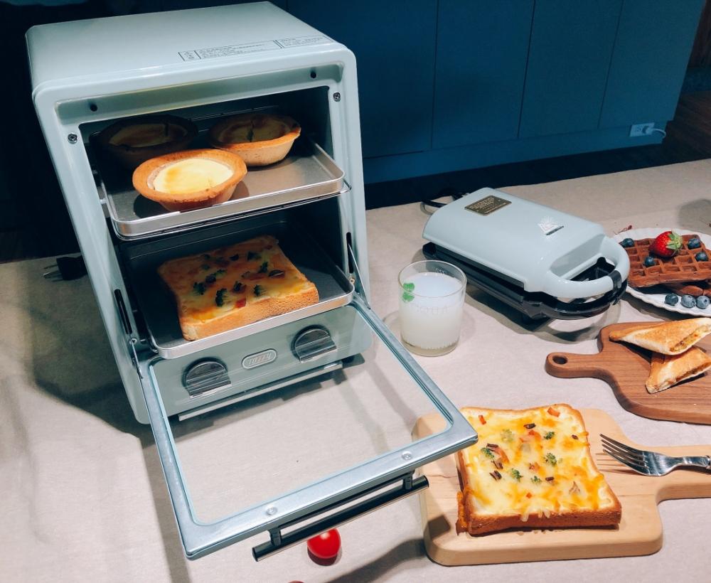 全聯 X TOFFY 經典電烤箱 市價NT$2,690(限量2,700組)