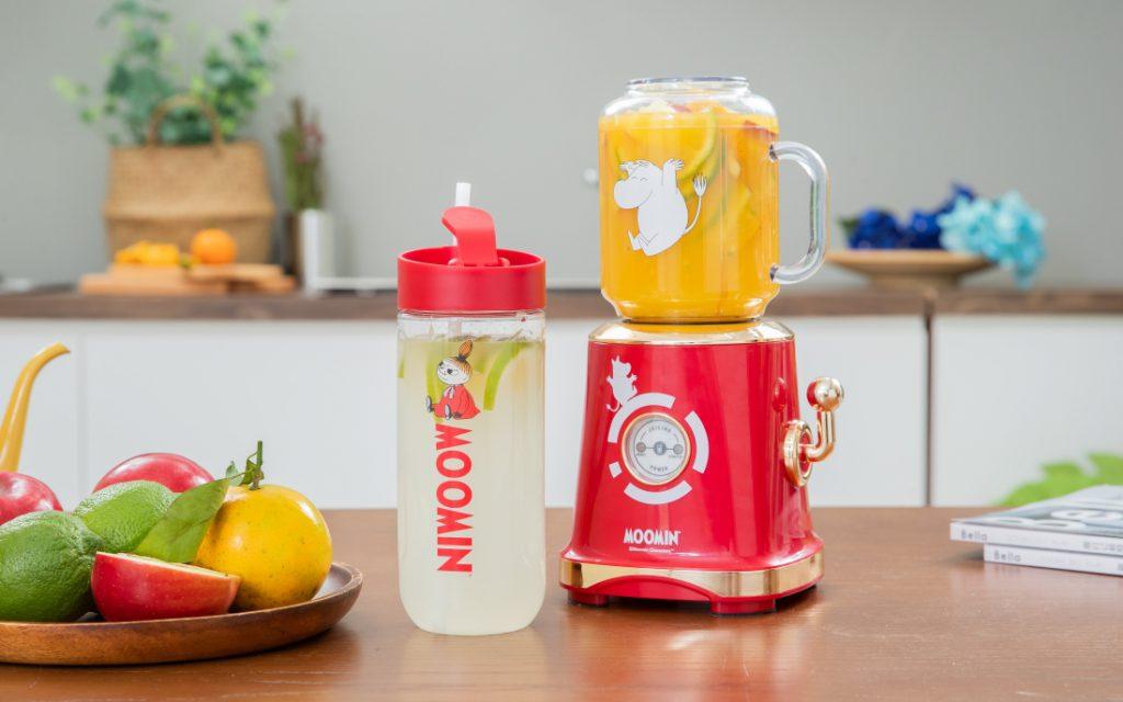 康是美集點MOOMIN 活力滿滿果汁機
