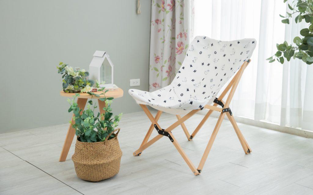 MOOMIN 75週年紀念摺疊椅