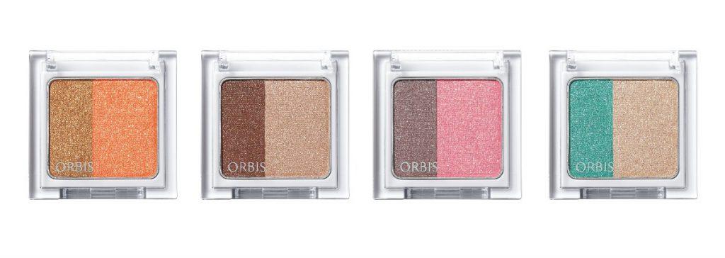 ORBIS好睛采雙色眼影