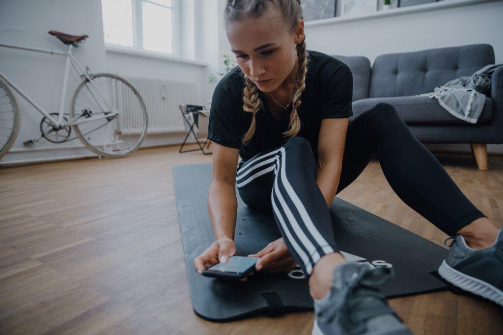 adidas Training APP