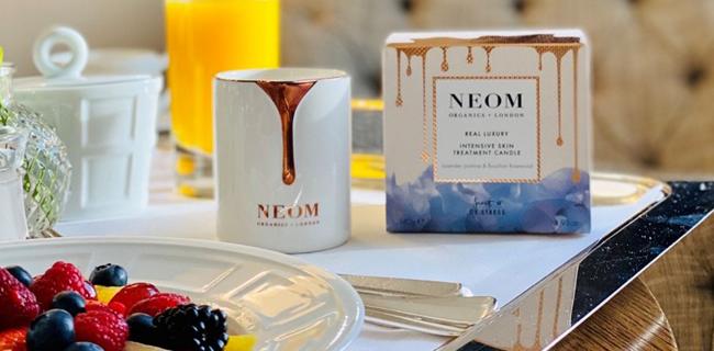 NEOM 舒緩恬睡極致美肌香氛蠟燭 140g  NT$1,900