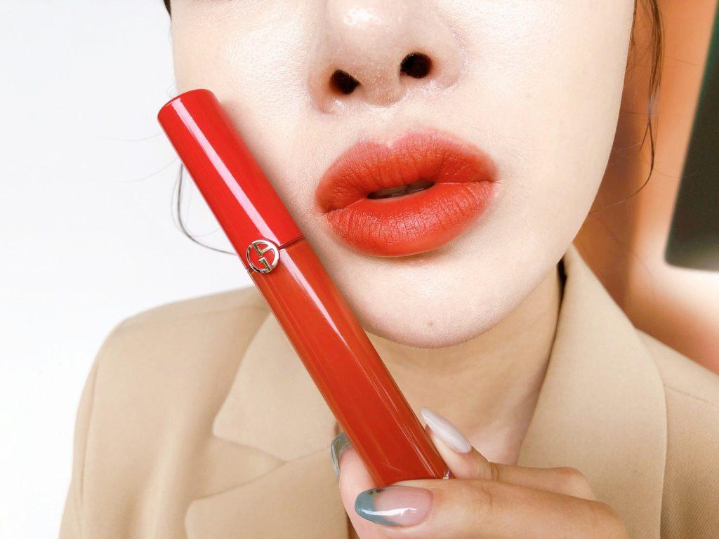 奢華絲絨訂製唇萃 Lip Maestro #205 磚紅舞鞋 6.5ml/NT$1,280