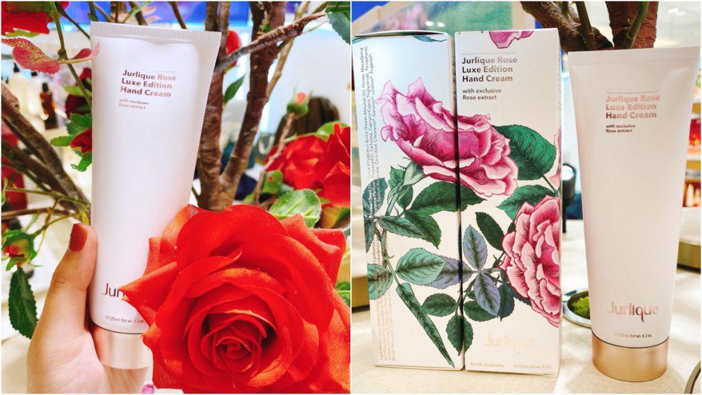 Jurlique 玫瑰護手霜2020奢華限定版 125ml/NT$1,600