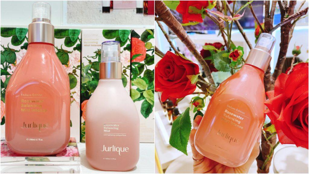 Jurlique 玫瑰活膚露2020奢華限定版