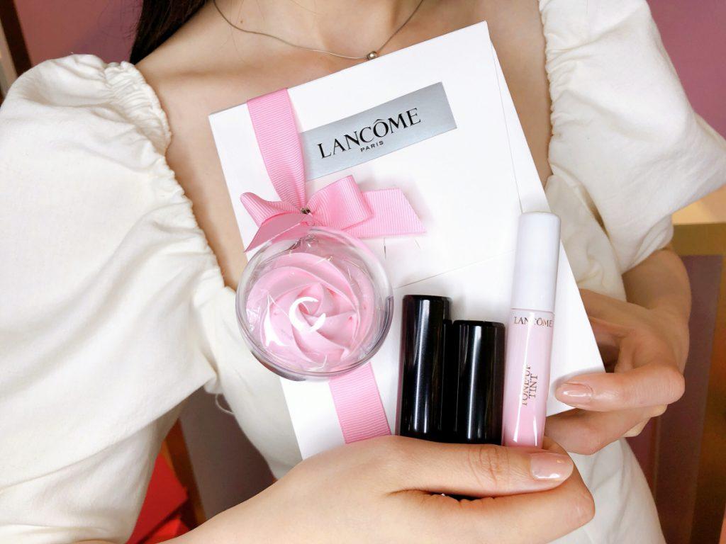 蘭蔻法式浪漫玫瑰包裝服務