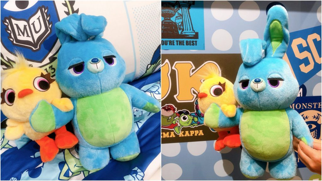Ducky&Bunny 造型玩偶 特價 NT$1,099