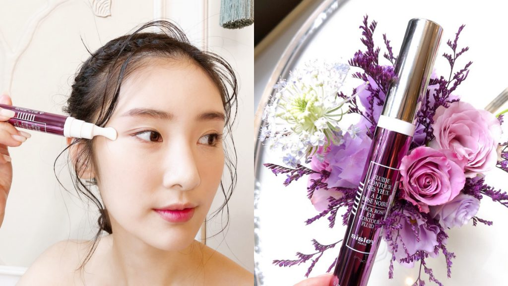 Sisley 黑玫瑰亮眼水凝精露 14ml/NT$4,300