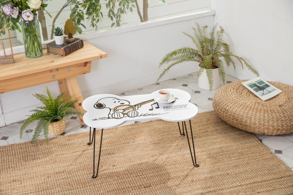 Snoopy造型摺疊桌 加購價$499