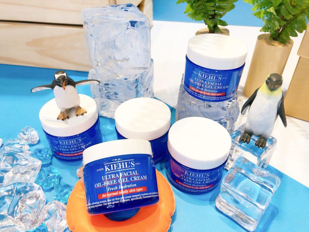 冰河醣蛋白無油清爽凝凍 50ml/NT$1,350、125ml/NT$2,400