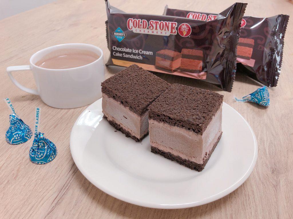 濃巧克力冰心蛋糕 NT$69