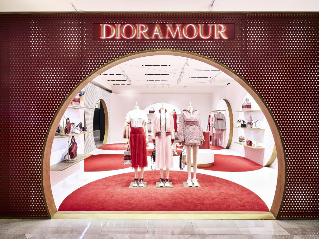 Dioramour期間限定快閃店