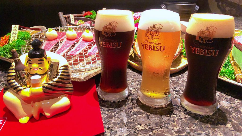 YEBISU 惠比壽生啤酒