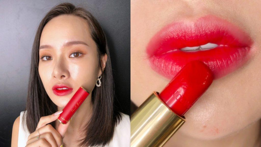 絕對完美唇膏(2020七夕限定版)#525 NT$1,200(圖/編輯拍攝)