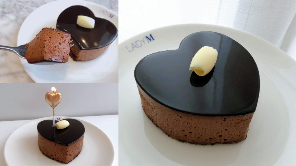 Lady M 2020七夕情人節蛋糕