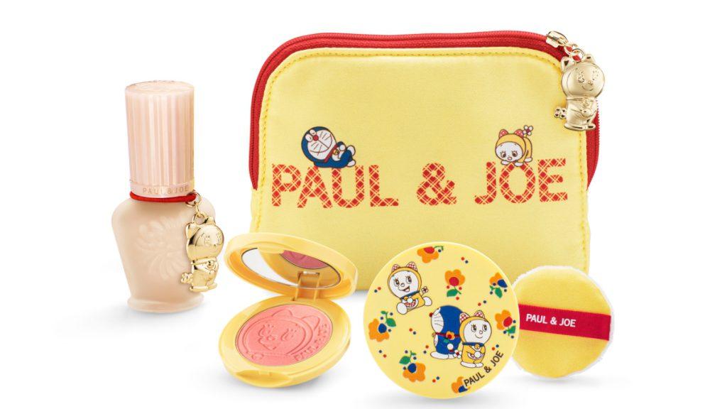 PAUL&JOE哆啦A夢50週年限量美妝組
