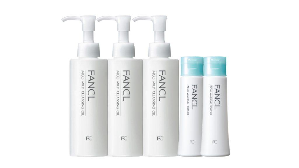 FANCL MCO速淨卸粧液限量加大組