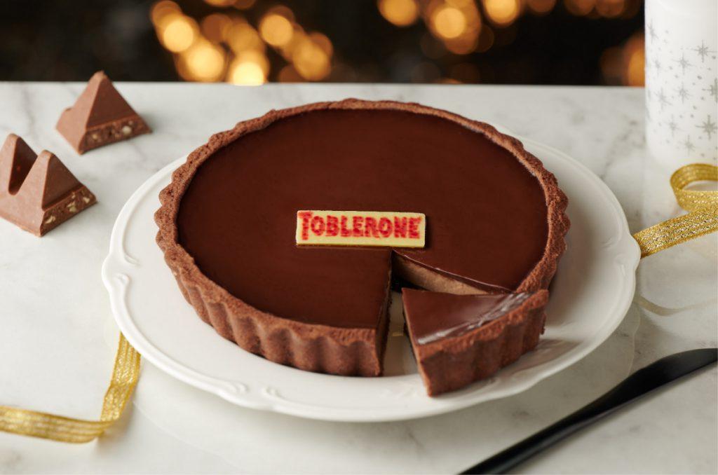 全聯三角巧克力甜點