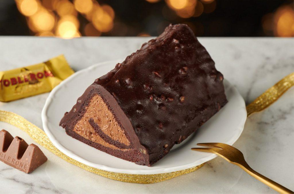 全聯三角巧克力甜點 巧克力香緹蛋糕捲 約160g/NT$99