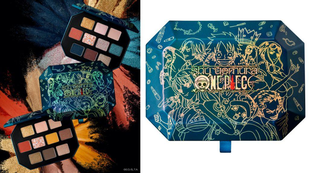 航海王10色眼彩盤(共2款)NT$2,650