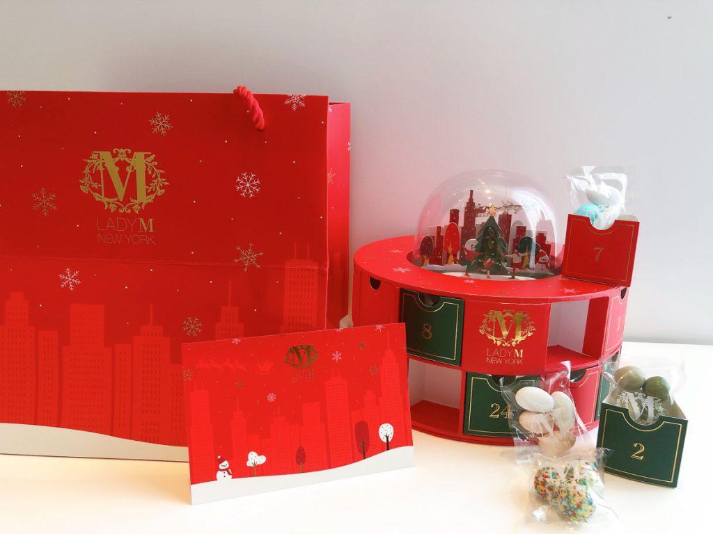 Lady M 冬季夢幻聖誕禮盒 NT$2,800