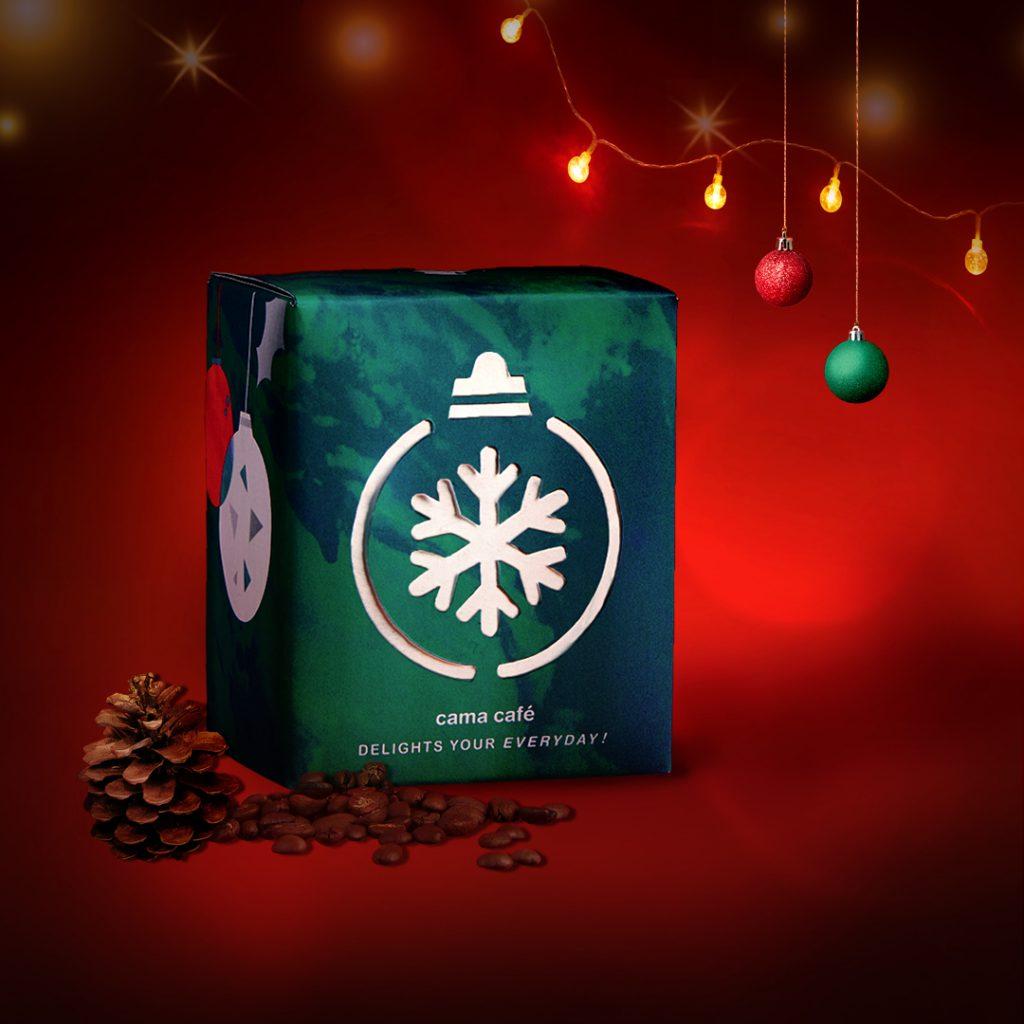 點亮耶誕 濾掛小禮盒每盒8入 售價369元